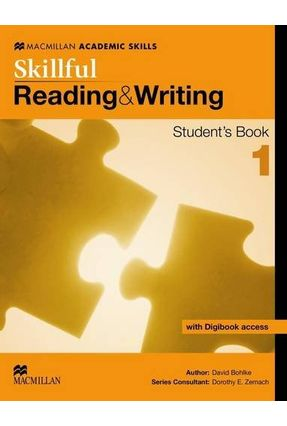 Skillful 1 -Reading And Writing - Student´S With Digibook Access - Editora Macmillan | Nisrs.org