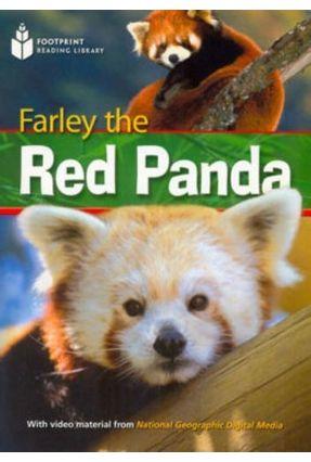 Footprint Reading Library - Level  2  1000 A2 - Farley The Red Panda - American English + Multirom - Waring,Rob | Hoshan.org