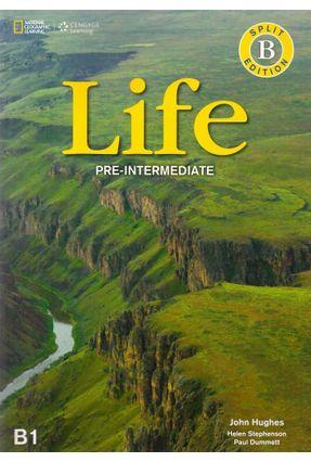 Life Bre - Pre-Intermediate - Combo Split B - Oxford   Hoshan.org