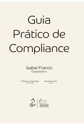 Guia Prático De Compliance - Franco,Isabel   Hoshan.org