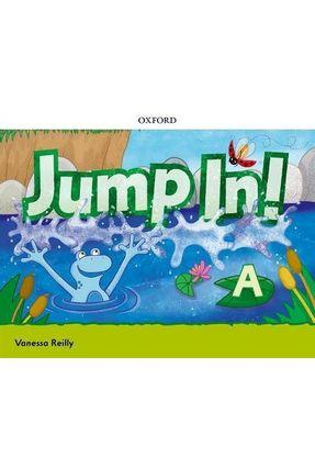 Jump In A - Class Book Pk - Vanessa Reilly pdf epub