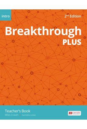 Breakthrough Plus 2Nd Teacher's Book Premium Pack-Intro - Craven,Miles | Hoshan.org