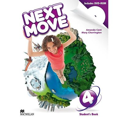 Next Move Student's Book With Ebook Pack-4