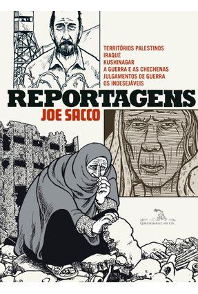 Reportagens - Sacco,Joe pdf epub