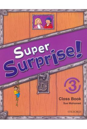 Super Surprise! 3 - Class Book - Mohamed,Sue | Tagrny.org