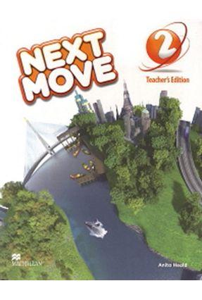 Next Move Teacher's Book With Ebook Pack-2 - Cant,Amanda Charrington,Mary LAMBERT ,VIV   Tagrny.org