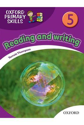 Oxford Primary Skills 5 - Skills Book - Editora Oxford | Hoshan.org