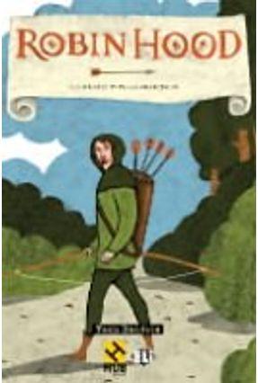 Robin Hood - Hub Teen Readers - Level B1 - Book With Audio CD - Hub Editorial | Tagrny.org