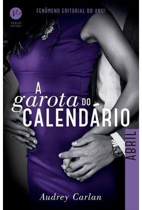 A Garota do Calendário - Abril - Carlan,Audrey pdf epub