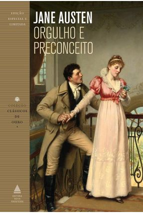 Orgulho e Preconceito - Clássicos De Ouro - Austen,Jane   Hoshan.org
