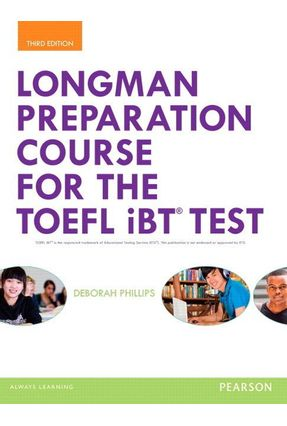 Longman Preparation Course For The Toefl Ibt Test - Phillips,Deborah pdf epub