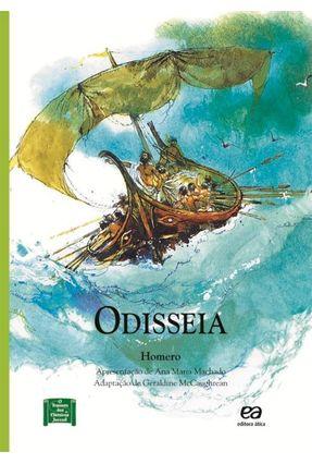 Odisséia - O Tesouro dos Clássicos Juvenil - Homero pdf epub