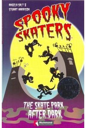 Spooky Skaters - With Áudio CD - Harrison,Stuart Salt,Angela | Hoshan.org