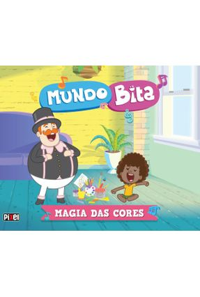 Mundo Bita - Magia Das Cores - Mundo Bita,Bita | Hoshan.org