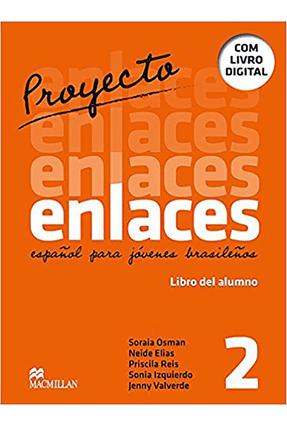 Proyecto Enlaces 2 - Libro Alumno Con CD-A & Libro Digital - Macmillan | Tagrny.org