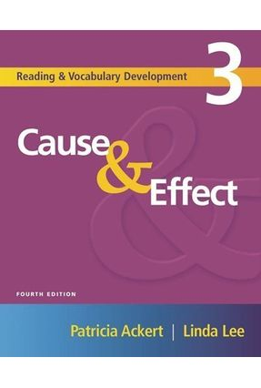 Reading & Vocabulary Development Series - 3 And 4 - Cause & Effect And Concepts & Comments - 3e - Cnn DVD - Lee,Linda Ackert,Patricia Bushby,Barbara   Nisrs.org