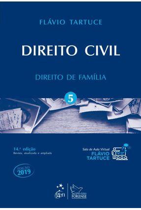 Direito Civil - Direito De Família - Vol. 5 - 14ª Ed.2018 - Tartuce,Flávio pdf epub