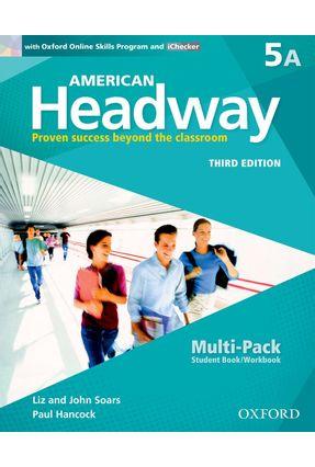 Am Headway - Level 5 Multipk A W Oosp & Ichecker - 3ª Edition - Paul Hancock Liz Soars John Soars pdf epub