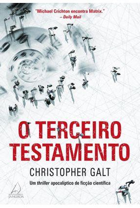 O Terceiro Testamento - Galt,Christopher pdf epub