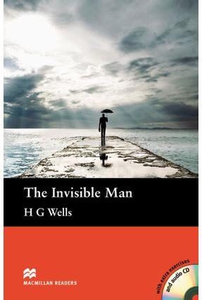 The Invisible Man - Macmillan Readers With Extra Exercises And CD - Editora Macmillan   Nisrs.org