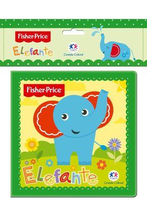 Fisher-Price - Elefante - Editora Ciranda Cultural | Tagrny.org