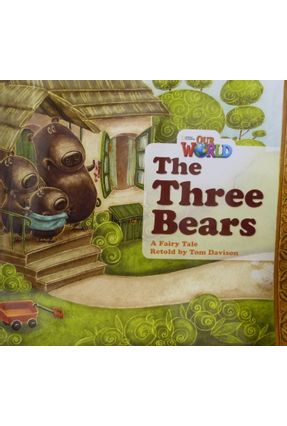 The Three Bears Big Book - Our World American - Level 1 - Learning,Cengage | Nisrs.org