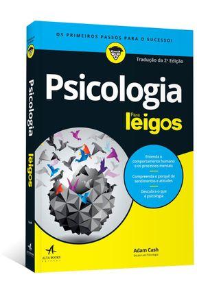 Psicologia Para Leigos - Tradução da 2ª Edição - Cash,Adam pdf epub