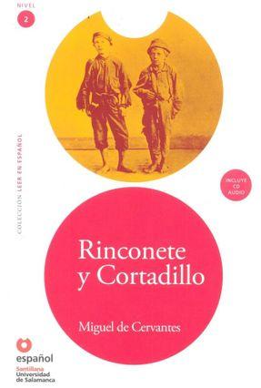 Rinconete Y Cortadillo - Colección Leer En Español - Cervantes,Miguel de | Tagrny.org