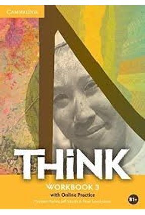 Think 3 - Workbook With Online Resources - Herbert Puchta | Nisrs.org