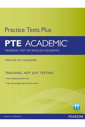 Pte Academic Pract Tst Plus &Cd W/O Key   1 - Editora Pearson   Nisrs.org