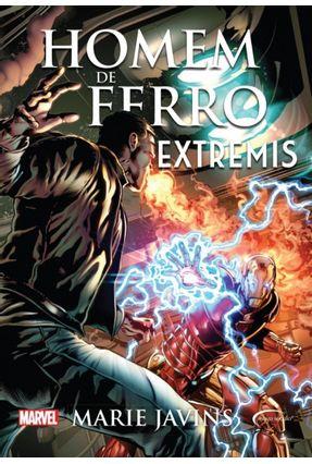Homem De Ferro - Extremis - Vol. 16 - Javins,Marie   Hoshan.org