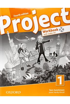 Project 1 - Workbook With Audio CD - Fourth Edition - Editora Oxford | Hoshan.org