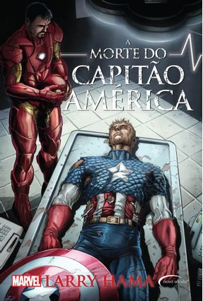 A Morte Do Capitão América - Hama,Larry | Hoshan.org