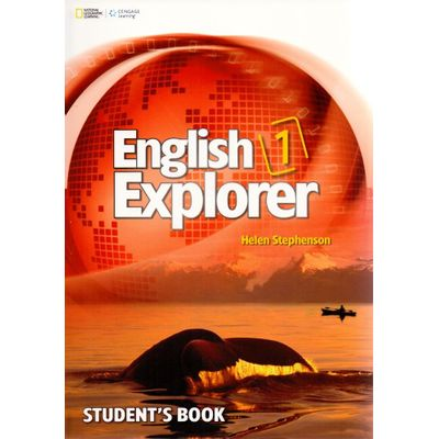 English Explorer 1 - Student Book + Cd - 1ª Ed. 2011