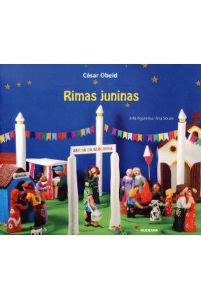 Rimas Juninas - Nova Ortografia - Obeid,César   Nisrs.org