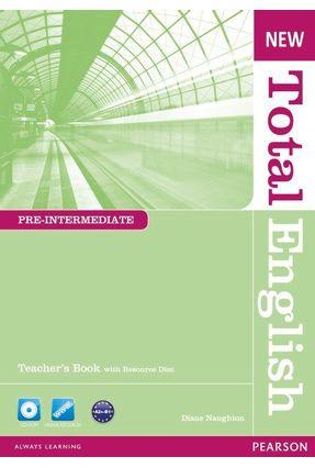 New Total English Pre Int Tb W/ Resource Pre Int Tb W/ Resource Cd-Rom - Editora Pearson | Nisrs.org