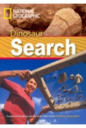 Dinosaur Search - Level 1000 - Col. Footprint Reading Library - ( British English ) - Waring,Rob | Nisrs.org