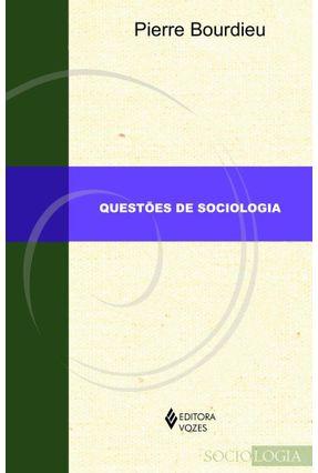 Questões De Sociologia - Bourdieu,Pierre pdf epub