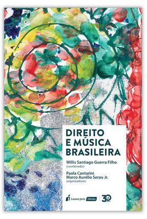 Direito E Música Brasileira -  pdf epub