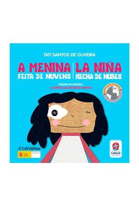 A Menina Feita De Nuvens - La Ninã Hecha De Nubes - Oliveira,Tati Santos De pdf epub