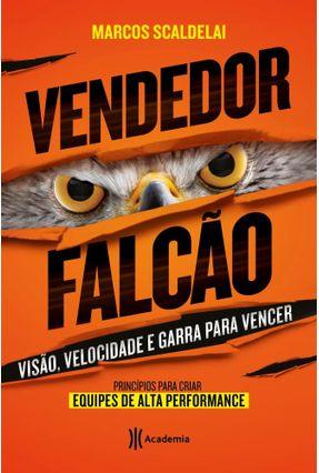 Vendedor Falcão - Scaldelai,Marcos   Tagrny.org
