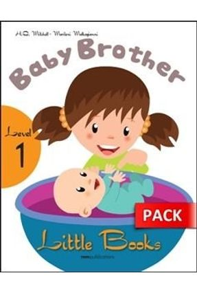 Baby Brother - Level 1 - With Multirom - Col. Little Books - Mitchell,H. Q. | Nisrs.org