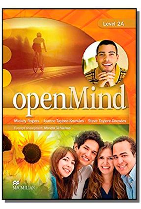 Openmind 2A - Student's Pack With Workbook - Mickey Rogers Joanne Taylore-Knowles Steve Taylore-Knowles pdf epub
