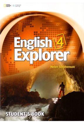English Explorer 4 - Student´s Book With Multirom - Stephenson,Helen pdf epub