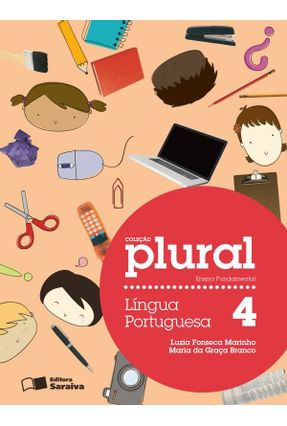 Plural - Língua Portuguesa - 4º Ano - Marinho,Luzia Fonseca Branco,Maria da Graça   Tagrny.org