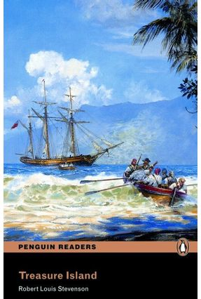 Treasure Island - Level 2 - Pack CD MP3 - Penguin Readers - Stevenson,Robert Louis pdf epub