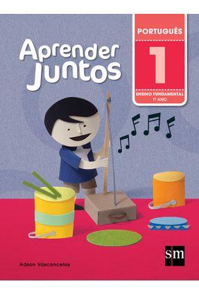 Aprender Juntos - Português - 1º Ano - 5ª Ed. 2016 - Vasconcelos,Adson pdf epub