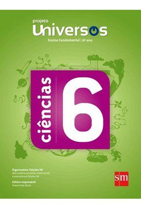 Universos - Ciências - 6º Ano - 2ª Ed. 2012 - Edições Sm | Tagrny.org