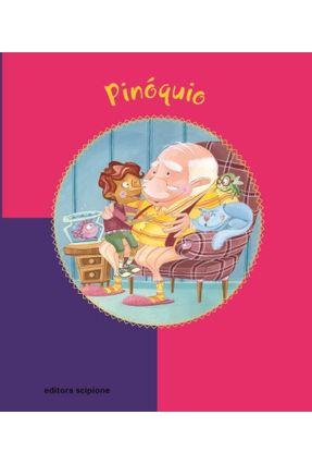 Pinóquio - Col. Conto Ilustrado - Collodi,Carlo   Nisrs.org