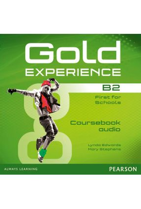 Gold Experience B2 Class Audio Cds - Alezivos,Kathryn Aravanis,Rose Barraclough,Carolyn Edwards,Lynda Gaynor,Suzanne Roderick,Megan Stephens,Mary pdf epub